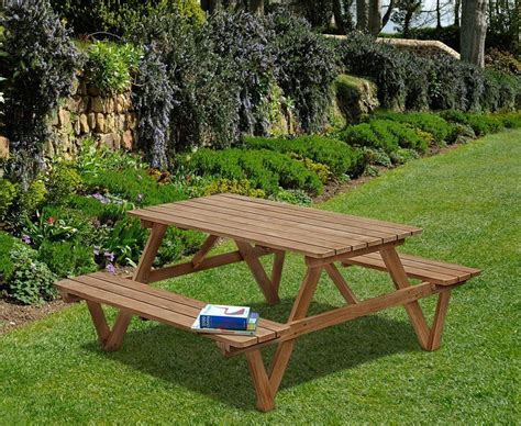 teak picnic table with benches 5ft teak picnic bench teak picnic table