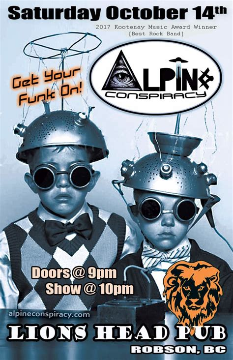 lions head pub � robson bc alpine conspiracy official