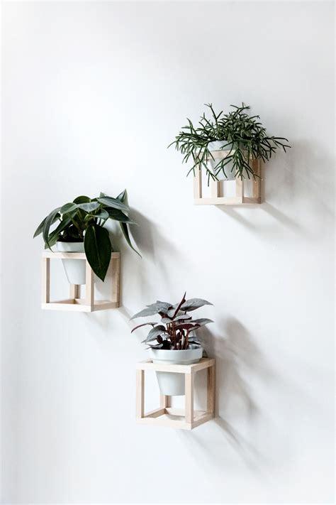 plant wall hangers indoor wohnen mit pflanzen diy h 228 ngende pflanzenhalter