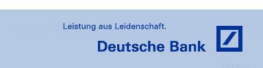 Deutsche Bank Wichtige Hinweise