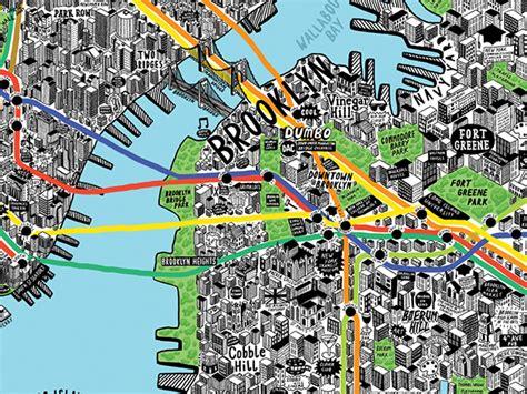 mapa nyc mapas tur 237 sticos hechos a mano de londres y nueva york