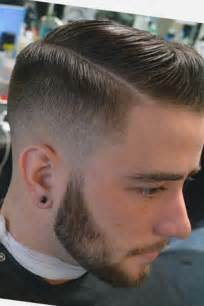 hair cut with tapered side 25 best ideas about tapered haircut men on pinterest