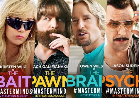 film comedy hollywood 2016 masterminds 2016 hollywood movie review feedmaza