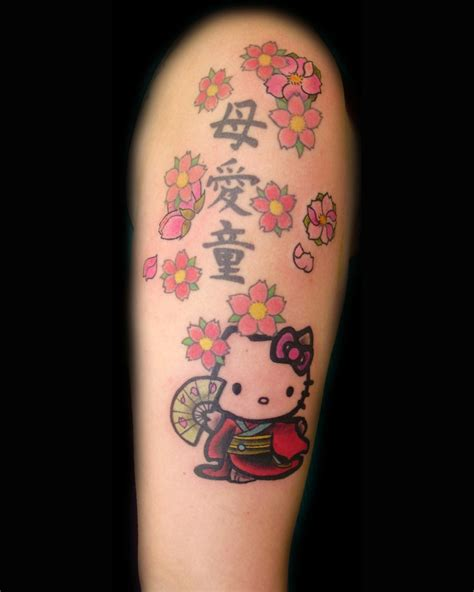 hello kitty tattoos gallery 449 best hello images on hello