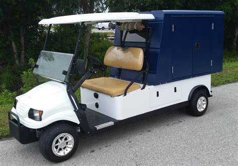 Utility L by Utility Vehicles Cruise Car Custom Golf Cart And