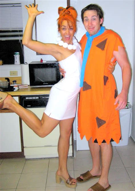 18 easy diy costumes c r a f t seasonal c r a f t 4 fred and wilma c r a f t
