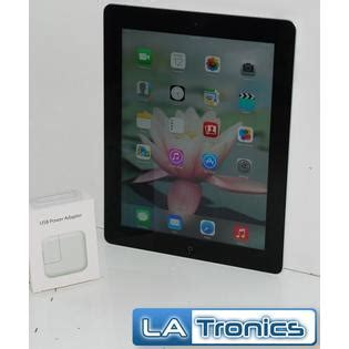 3 Wifi 16gb Second md331lla apple 3 16gb md331ll a black wifi a1416 3rd retina display tablet quot c
