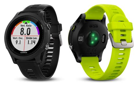 Garmin Forerunner 935 garmin forerunner 935 vs 735xt vs fenix 5 best multisport watches