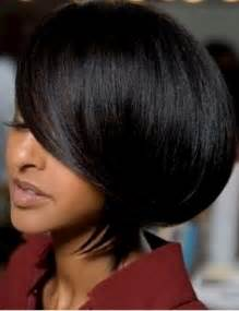 Galerry black female bob hairstyles