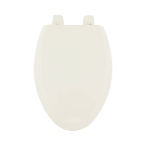 oblong toilet seat lowes shop centoco wood elongated toilet seat at lowes