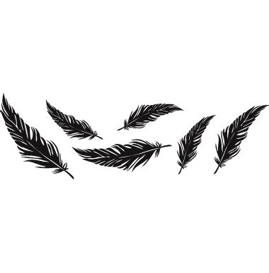 feather tattoo png png s solo para chicas plumas png