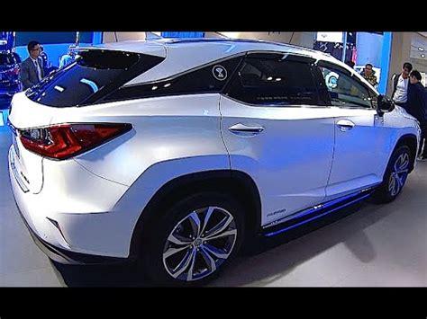 toyota lexus 2017 interior lexus rx 450h 2016 2017 interior exterior
