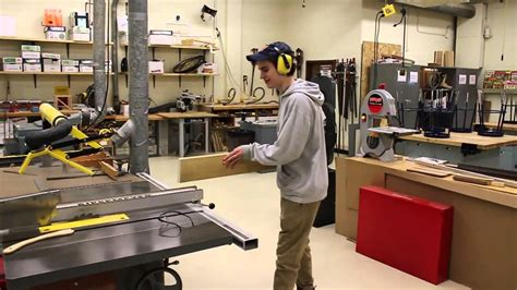 mendon high school wood shop youtube