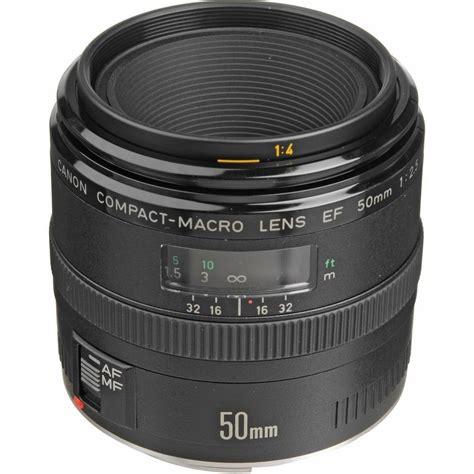 Lensa Canon Ef 50mm F 2 5 Compact Macro canon ef 50mm f 2 5 compact macro lens
