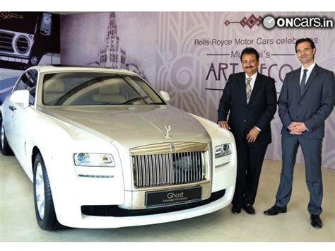 rolls royce owners in ahmedabad rolls royce inaugurates its fourth showroom in ahmedabad