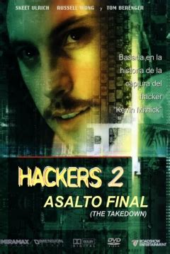 film hacker lista pel 237 cula hackers 2 asalto final 2000 hackers 2 the