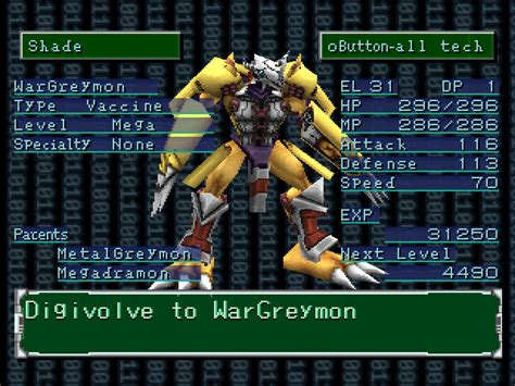 emuparadise digimon digimon world 2 part 24 sightseeing in giga domain