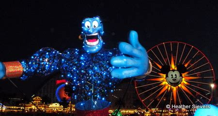 disneyland world of color dining guest review world of color dining package at ariel s