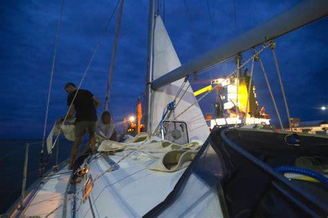 sailing la vagabonde new boat putting new sails to the test sailing la vagabonde ep