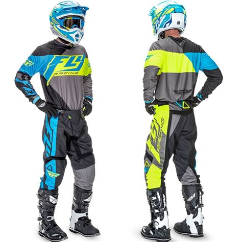 fly racing motocross gear 2016 fly racing f16 gear combo pro style mx