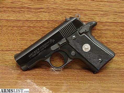 colt mustang pistol armslist for sale colt mustang 380 pistol mfg 1985
