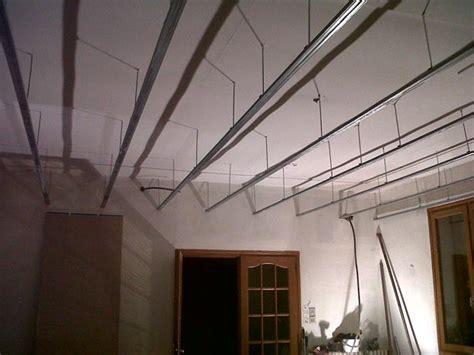 Faux Plafond Placo Suspendu by Faux Plafond Suspendu Placo Maison Travaux