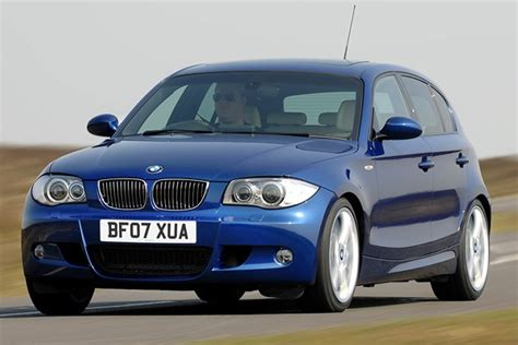 Bmw 1 Series Price Used bmw 1 series hatchback from 2004 used prices parkers