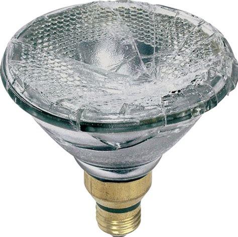 Paket 6 Set Par 18 X 10 Watt ge lighting 48037 150 watt 1700 lumen outdoor floodlight saf t gard light bulb clear