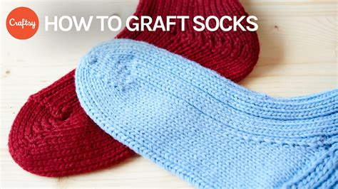 knitting how to graft how to graft socks knitting tutorial with budd