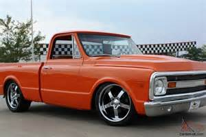 1970 Chevrolet Truck 1970 Chevrolet C 10 Truck Fully Restored Custom