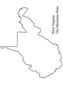 Virginia State Outline by Virginia Cliparts