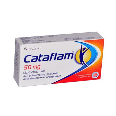 Cataflam Fast 50mg Obat weight loss diet tablets