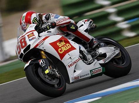 Schnellstes Motorrad Motogp by Mugello Motogp Fp1 Simoncelli Zum Trainingsauftakt Der