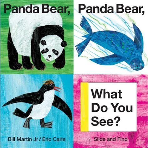 panda bear panda bear what do you see by bill target