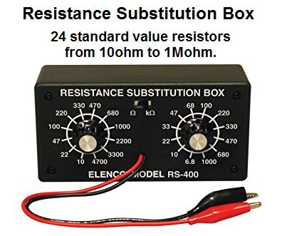 resistor substitution box rs 500 resistor substitution box rs 500 28 images resistor box design 28 images patent us4227172