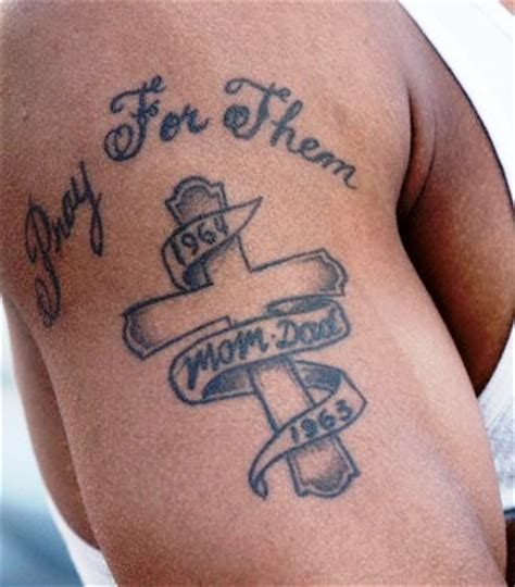 tattoo quotes with cross cross tattoos with quotes quotesgram