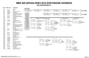 detroit diesel electronic wiring schematics auto repair manual forum heavy equipment forums