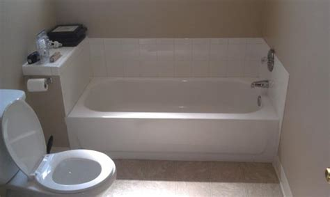 converting a tub into a shower doityourself