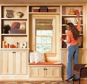 Make Bookshelves Home Dzine Home Diy Build A Custom Wall Unit