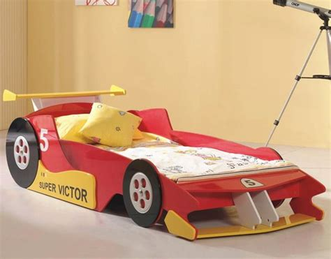 bed for car 15 cute car shaped bed designs for kids room red yellow ferrari car shaped bed