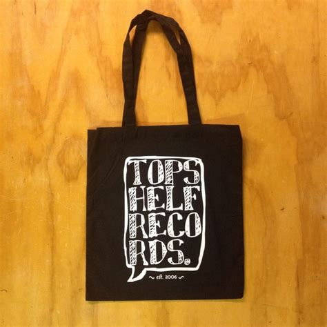 Tshirtkaos Distro Bad Boys 01 topshelf records topshelf records tote bag