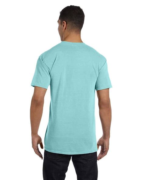 bay comfort colors comfort colors 6030cc adult heavyweight rs pocket t shirt