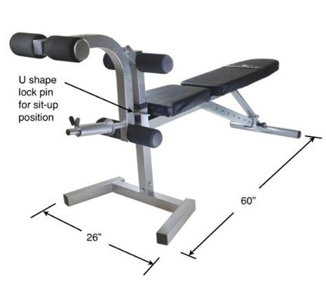 multipurpose weight lifting bench phoenix 99250 multipurpose decline bench sporting goods