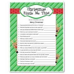 printable christian christmas games for adults 1000 images about games on pinterest christmas riddles