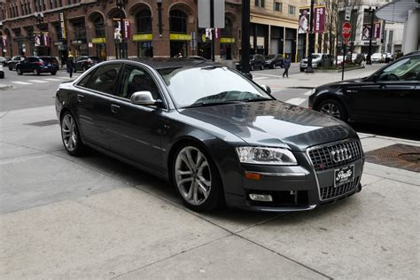 audi chicago dealers 2008 audi s8 quattro stock m628a for sale near chicago