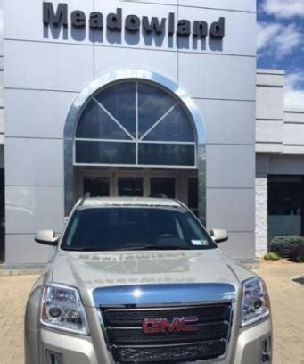 meadowland gmc car dealership in ny 10512 2311