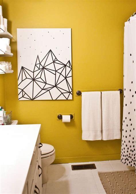 badezimmerwand dekorieren ideen kleines bad gestalten und kreativ dekorieren