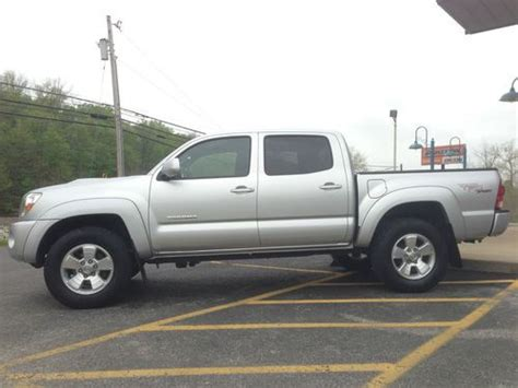 4 Door Toyota Tacoma For Sale by Sell Used 2006 Toyota Tacoma Cab 4 Door 4 0l