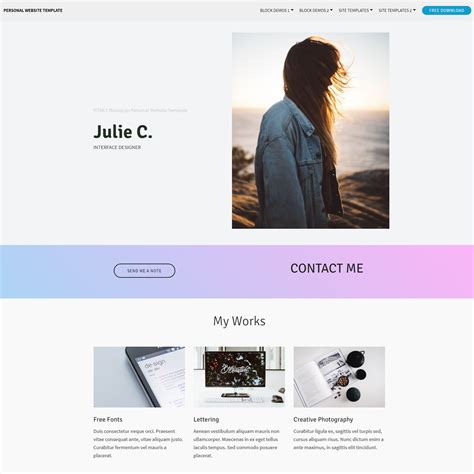 bootstrap templates for practice 80 free bootstrap templates you can t miss in 2018