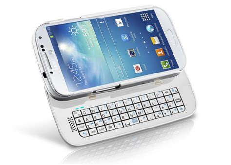 New Samsung Galaxy S8 Keyboard Cover Original Promo Price Bl wish your galaxy s 4 had a slide out qwerty keyboard there s an accessory for that